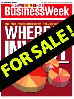 Businesswek for sale
