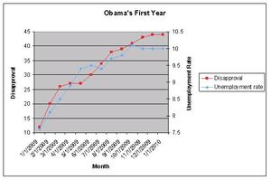 Obama's first year