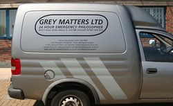 Grey matters limited