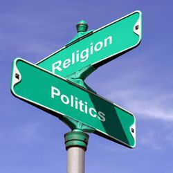 Religion-vs-politics