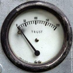 Trust deficit